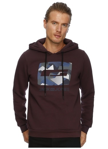 Jack & Jones Sweatshirt Mürdüm